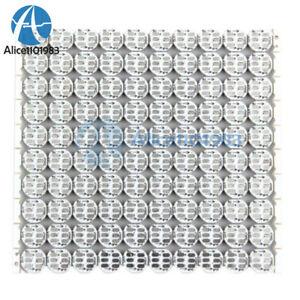50pcs 10x3mm WS2812B 5050 RGB LED &PCB Board 1-LED Module Pixel Light 5V for DIY