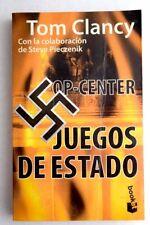 OP-CENTER, JUEGOS DE ESTADO de TOM CLANCY