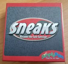 Sneaks Game - 100% complete
