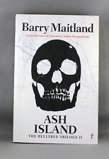 Ash Island by Barry Maitland - Brand New Paperback