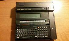 CASIO PB-1000 + RP-32 (estensione di memoria) + FA-7 (Interfaccia parallela)
