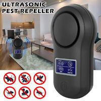 Advanced Rat Rodent Mouse Ultra Sonic Pest Repeller Repellent Whole House UKPlug