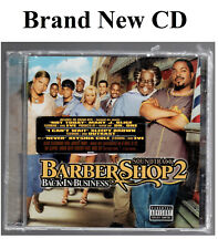 Brand New CD Soundtrack Barber Shop 2 Back in business / Trame Sonore Sean Paul