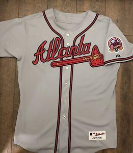 Atlanta Braves Chipper jones Jersey