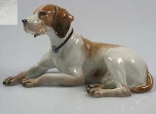 Pointer Figur Rosenthal Hundefigur hund jadghund porzellanfigur porzellan