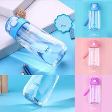 500ml Children Kids Student Drink Water Bottle Cup Leakproof School with Straw