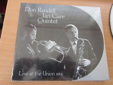 DON RENDELL IAN CARR QUINTET LIVE AT UNION 1966 Reel Recording 2009 CD SEALED