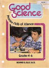 GOOD SCIENCE~Process Skills of Science~Richard Bliss