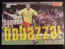 Watford B Football Prints