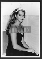 1980s BROOKE SHIELDS in Japan 5x7 UNSEEN PHOTO Very Rare