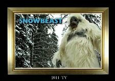 MAGNET Movie Monster Photo Magnet SNOWBEAST 2011 TV