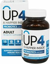 Up4 Adult Probiotic, UAS Labs, 60 capsule