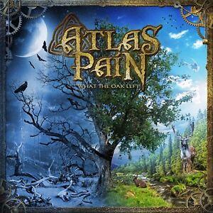 ATLAS PAIN - What The Oak Left - CD