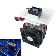 Good 72W Semiconductor Cooling System Air Conditioning Refrigeration Cool Set ee