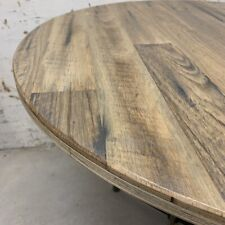 Round Recycled Timber Rustic Table Tops, Cafe Restaurant, Any Size
