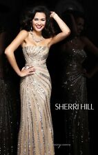 AUTHENTIC  Sherri Hill Style 2797 Evening Prom Dress Size 6 (regular $850)