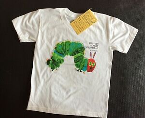 Out of Print kids The Very Hungry Caterpillar t-shirt size 6