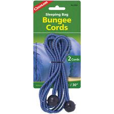 Coghlan's Saco de dormir Cuerdas de Bungee (2 Pack), lazos elásticos para Camping Canotaje