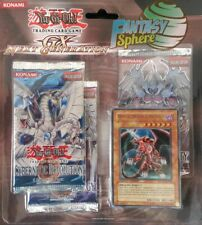 Yu-Gi-Oh ! GX Next Generation Special Edition 3 boosters pack  English Sealed