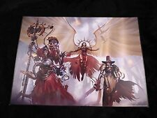 Warhammer 40K Gathering Storm : Triumvirate of the Imperium Large A4 Art Card