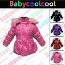 Jungen-Jacken mit Kapuze aus Polyester