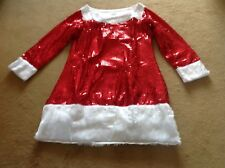 Mrs Claus Ladies Christmas Outfit Bespoke Trendy