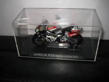 1:22 CHAMPION RACING MOTOR BIKES MOTO GP APRILIA RS3 REGIS LACONI 2002 #55