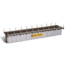 ExactRail HO: 72' Deck Plate Girder Bridge, Cable Handrails - Chessie