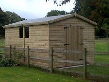 10x10 Ultimate Tanalised 19mm Ultimate Shed