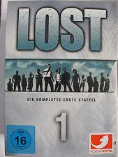 LOST - 1. Staffel komplett inkl. Pilotfilm - 48 Menschen gestrandet, EXTRAKLASSE