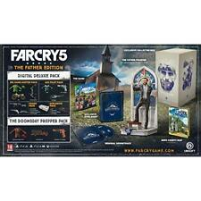 Far Cry 5 The Father Edition Ps4 Collectors Game Farcry5 County Montana OFFER