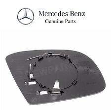 Mercedes W164 W251 Driver Left Door Mirror Glass no-Dim Genuine 164 810 07 19