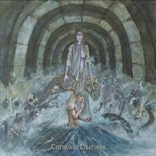 Acherontas/Nastrond split LP