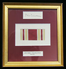 Bill Clinton US President Autograph White House Oval Office Sofa Swatch PSA/DNA