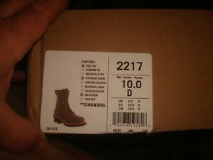 RED WING LINEMENS BOOTS