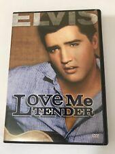 ELVIS LOVE ME TENDER DVD 2002 Widescreen