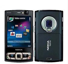 "Nokia N Series (8G) 2.8"" 3G WCDMA Wifi 5MP Bluetooth Long Stand Dual-Slide"