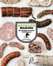 Sausage Making: The Definitive Guide with Recipes by Ryan Farr: New