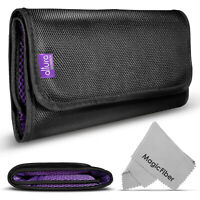 Wallet Case for Round or Square Filters with 6 Pockets by Altura Photo