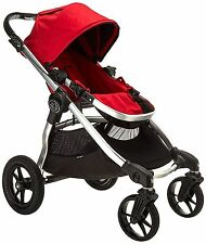 Baby Jogger 1959407 City Select Single Child Stroller - Ruby