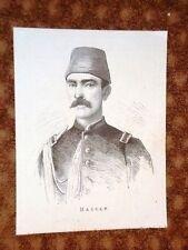 Il Sultano della Turchia Çerkes Hasan Bey