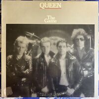 Queen – The Game : 1st Pressing Monarch 1980 Vinyl LP 5E-513 VG+ Condition