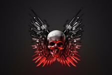 The Expendables Poster Length: 800 mm Height: 500 mm SKU: 15714