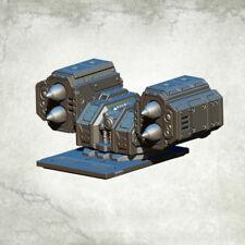 Legionary Artillery Tank: Cyclon turret APC tanques Kromlech resin krvb 037