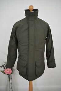 New BERETTA x GORETEX Sherwood Shooting Coat Size Small 36/46 Hunting Waterproof