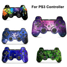 Skin sticker Decal Wrap Cover FOR PS3 Playstation 3 Remote controller