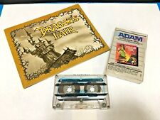 COLECOVISION ADAM - DRAGON'S LAIR Tape Video Game - RARE Instructions
