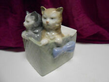 Lladro Nao 1080 00004000  Purr-fect Gift Retired Mint Condition! No Box!