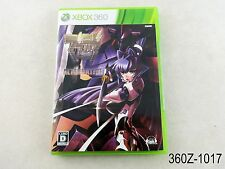Muv Luv Alternative Xbox 360 Japanese Import Xbox360 Japan JP Muvluv US Seller A