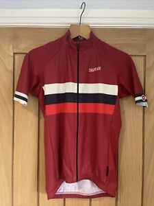 Chapeau Cycling jersey Large Red Road Mountain Biking Top